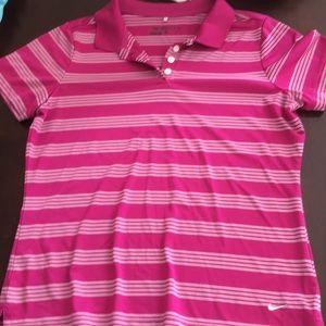 Girls XL Nike Golf Polo shirt